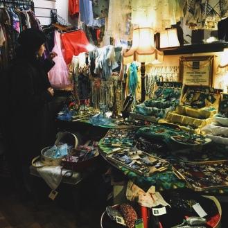 Vintageshop Worcester