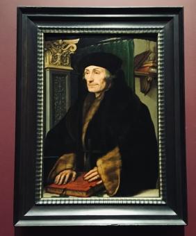 National Gallery London: Erasmus
