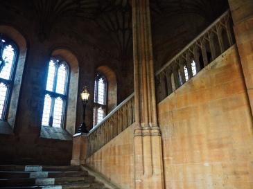 Christ Church College - Wederom scènes van HP opgenomen