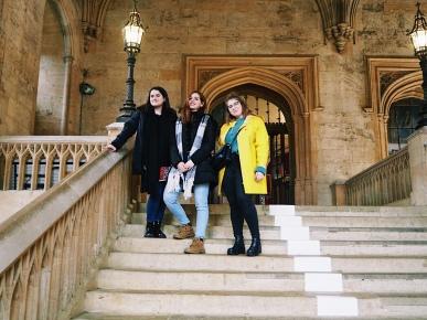 Chiara, Eleanora and me